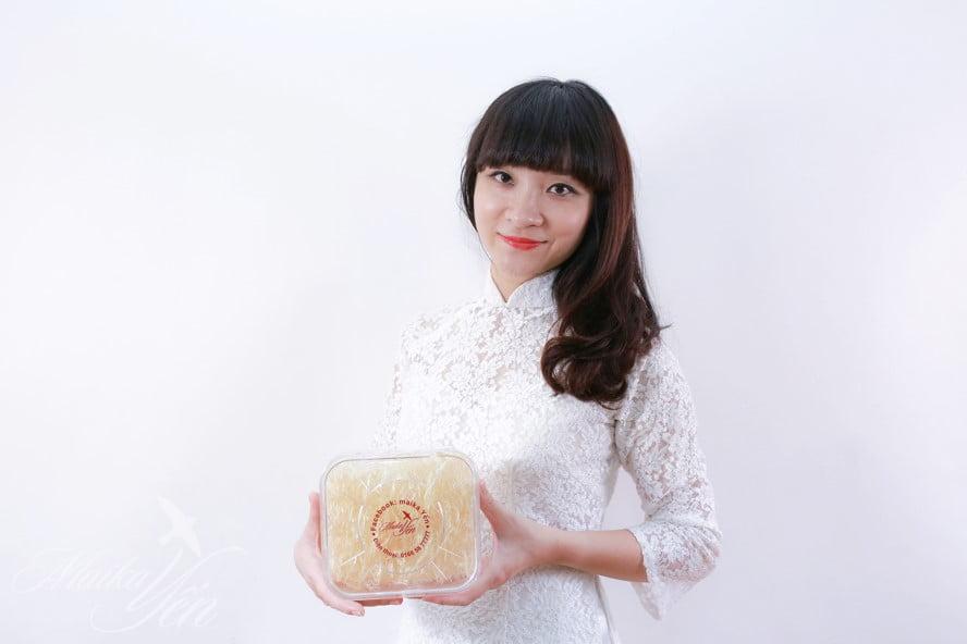 Giá yến sào Khánh Hòa trên thị trường